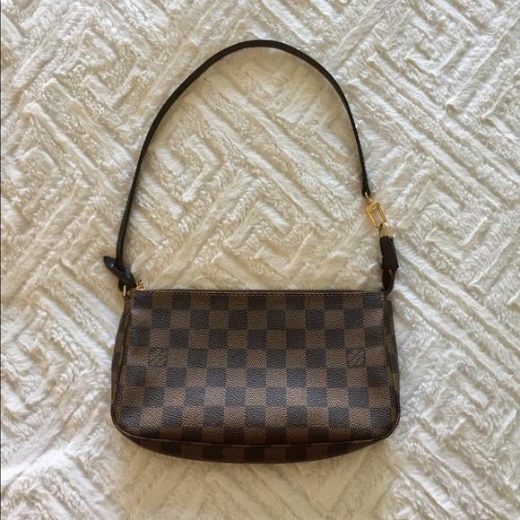 3ecf98f1bd7f Louis Vuitton Handbags - Louis Vuitton Pochette Damier Ebene
